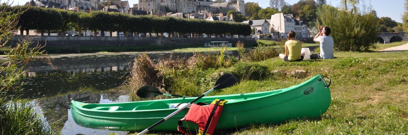 Saint-Aignan loisirs canoë